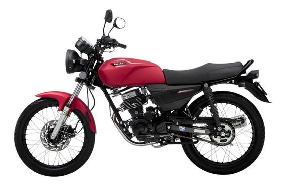 Motocicleta Akt Nkd 125 Roja 2020 Medellin Bogota