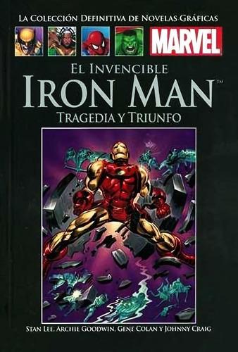 Col. Nov. Gráficas: El Invencible Iron Man - Tragedia... Vii