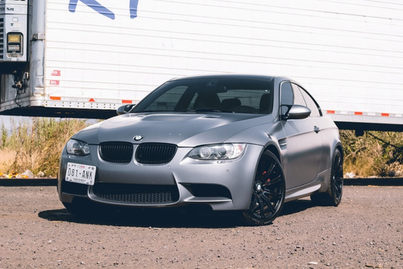 Bmw Series Coupe M3 Frozen Gris Mate