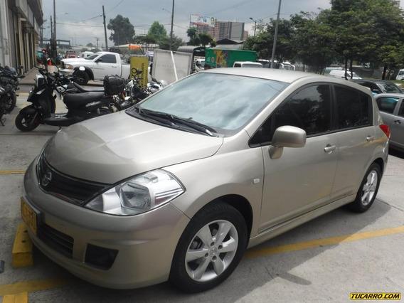 Nissan Tiida Tiida