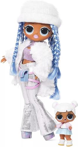 Nova Lol Surprise Omg Winter Disco Snowlicious Snow Angel