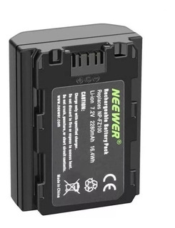Bateria Neewer Np-fz100 Par Sony A7iii A7riii A7riv A9 A6600