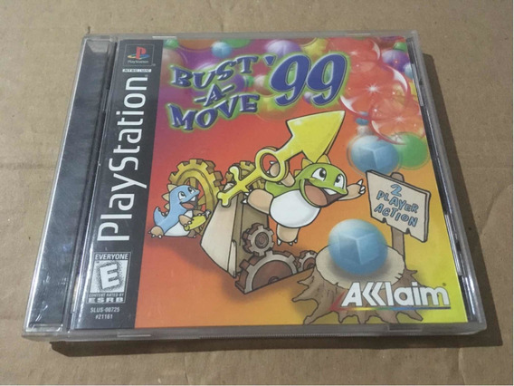 Bust A Move 99 - Ps1