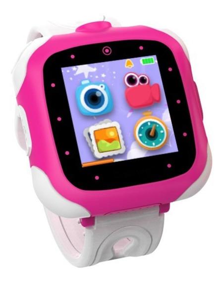 Reloj Smartwatch Inteligente Con Camara Y Juegos Juliana