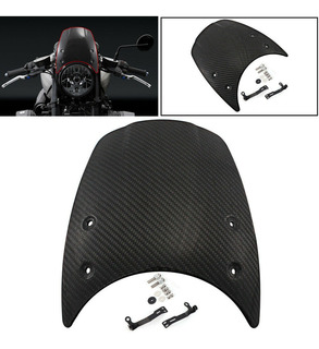 Fairing Para Bmw Nine T De Fibra De Carbono Mascara Carenado