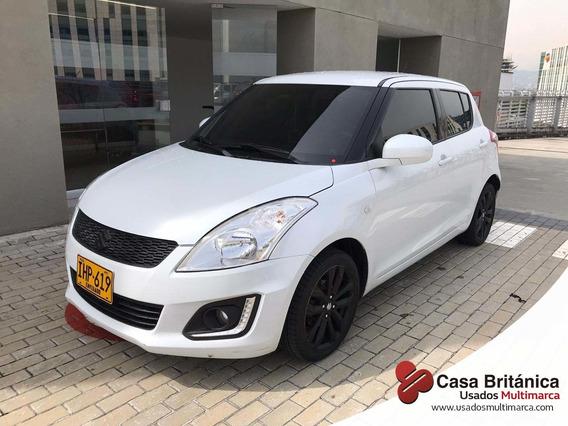 Suzuki Swift Mecanico 4x2 Gasolina 1400cc