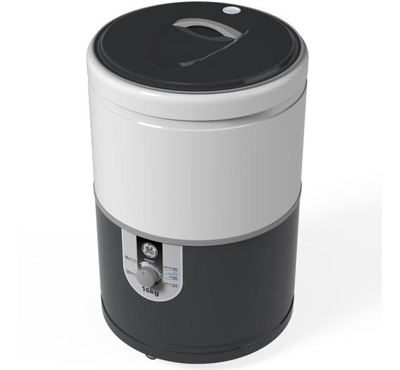 Lavadora Manual 16 Kg Gris Ge Appliances-lrg16g