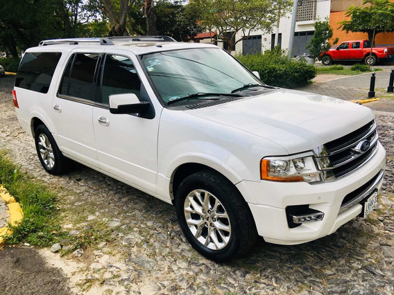 Ford Expedition 3.5 Expedition Limited Max 4x2 Mt 2015