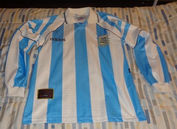 Camiseta Selección Argentina 1995
