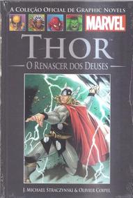 Salvat Nº 52 - Thor - O Renascer Dos Deuses.
