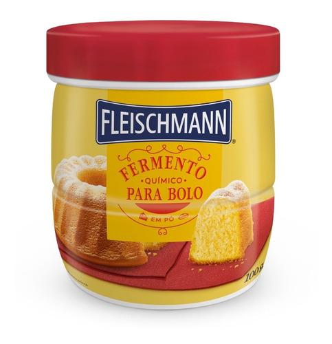 Fermento Químico Em Pó Fleischmann