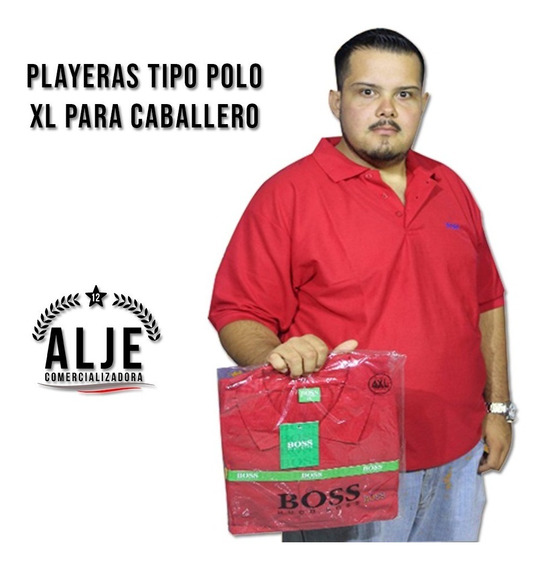 6 Playeras Polo Extras
