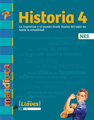 Imagen 1 de 1 de Historia 4 Nes Serie Llaves - Estación Mandioca -