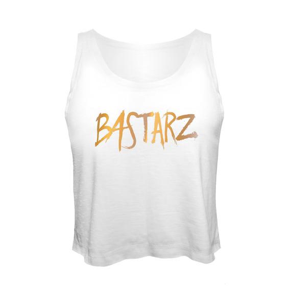 Camiseta Cropped Kpop Bastarz