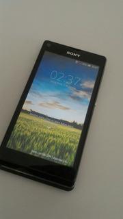Celular Sony Xperia L C2104 (leia Anúncio)