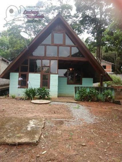 Chalé / Pousada Para Venda Em Atibaia, Parque Rio Abaixo, 1 Dormitório, 1 Banheiro, 1 Vaga - Ca00705_2-982032