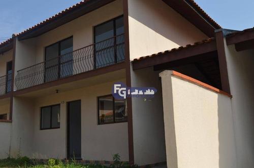 Sobrado Com 3 Dormitórios À Venda, 110 M² Por R$ 379.900,00 - Hauer - Curitiba/pr - So0138