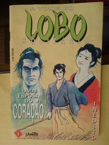Lobo Solitário 1 A 5 + Especiais 1 E 2 - Ed. Sampa - 800 Pág