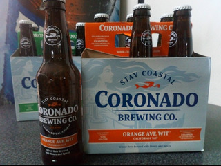 Cerveza Coronado Orange Ave.wit Importada Americana