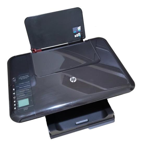 Multifuncional Hp Deskjet 3050 Com Wifi + Cartuchos
