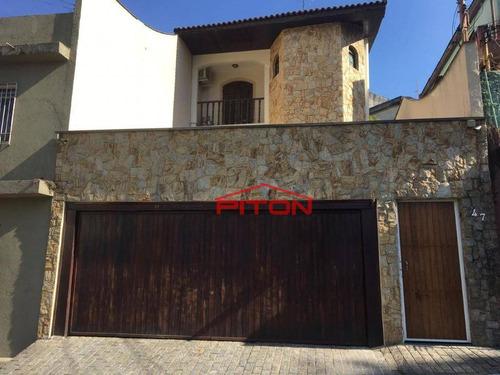 Imagem 1 de 30 de Sobrado Com 3 Dormitórios À Venda, 230 M² Por R$ 655.000,00 - Cangaíba - São Paulo/sp - So2367