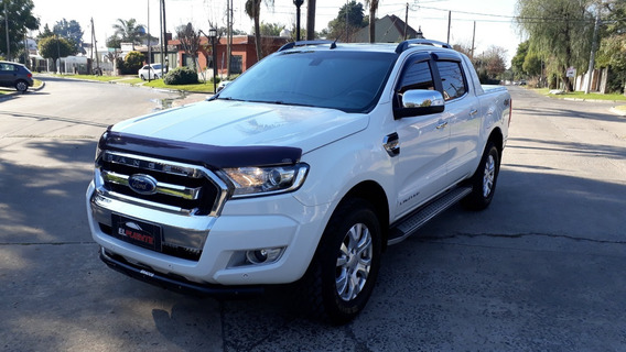 Ford Nueva Ranger D/c 4x4 A/t Limited Con Accesorios