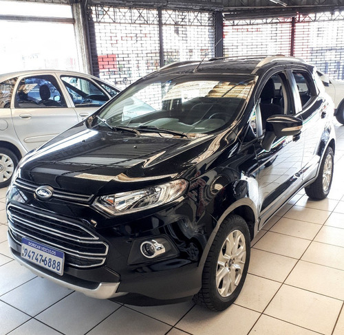 Ford Ecosport Titanium Powershift