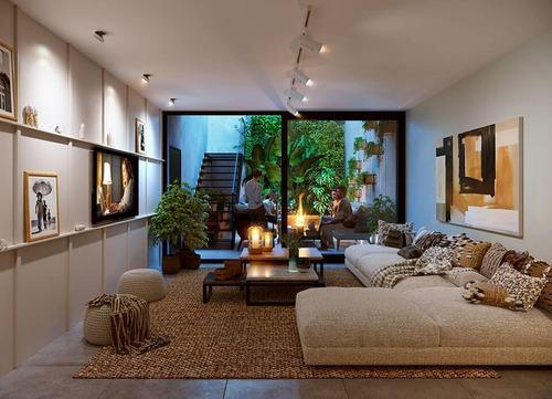 Venta De Apartamento 1 Dormitorio Con Terraza En Punta Carretas