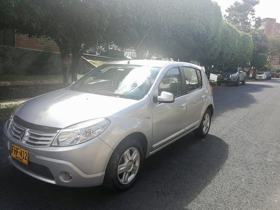 Renault Sandero 1.6, Medellin, Unico Dueño, Excelente Estado