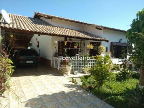 Casa Em Condomínio No Centro De Maricá - Ca1443