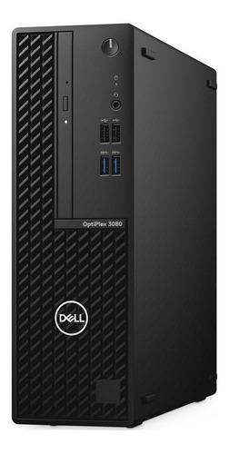 Imagem 1 de 4 de Computador Desktop Dell Optiplex 3080 Sff (core I5 10500, 8g