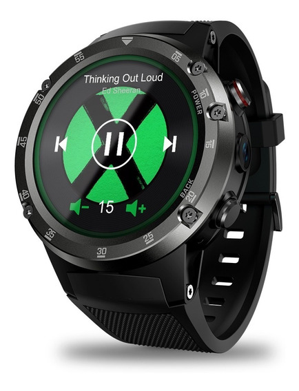 Zeblaze Thor 4 Más 4g Smartwatch Teléfono 1.4 Pulgada Androi