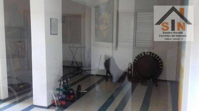 Apartamento Residencial À Venda, Vila São Carlos, Itaquaquecetuba. - Ap0031