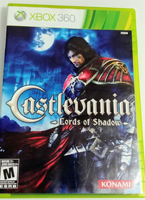 Jogo Castlevania 1 Lords Of Shadow Colection- Xbox 360