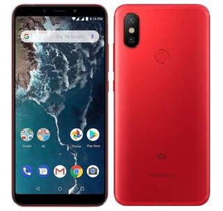 Xiaomi Mi A2 4gb/64gb Ds 5,99 Vermelho