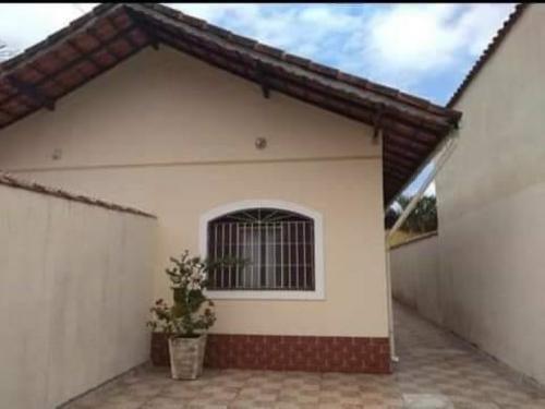 Casa Itanhaém Lado Serra 100 Metros Da Rodovia 600 Da Praia