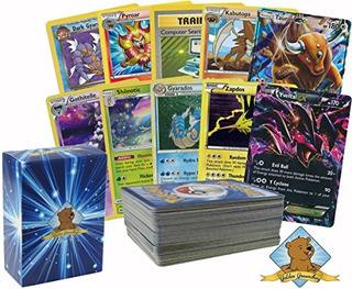 Pokémon: 100 Cartas De Lotes Raros, Comunes, Poco Comunes,