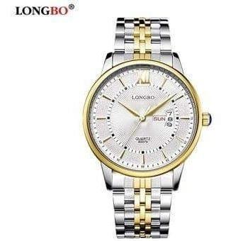 Reloj Pulsera Unisex Longbo Original Envio Gratis