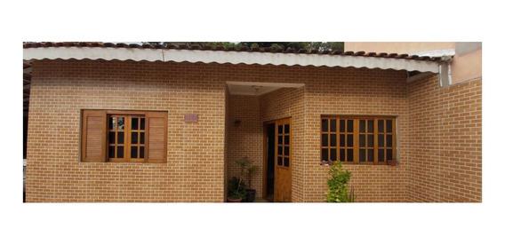 Linda Casa Com 03 Suítes - 04 Vagas Cobertas + Casa Fundos