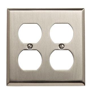 Baldwin 4771150 Cd Doble Biselado Duplex Clásico Diseño Cu
