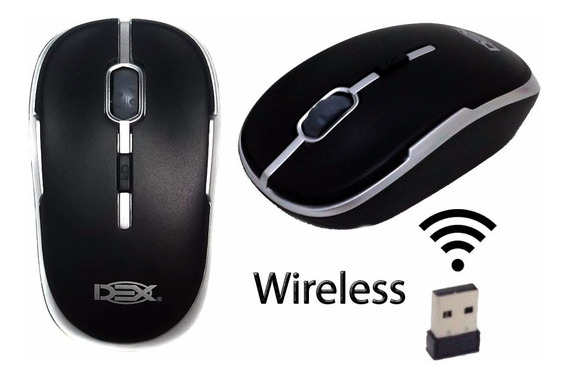 Mouse Sem Fio Wireless Notebook Pc Mini Pc Android