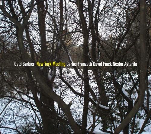 Gato Barbieri - New York Meeting - Cd