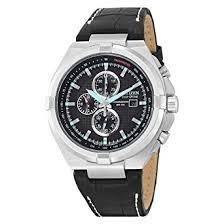 Relógio Citizen Masculino Ca0011-06e Eco Drive Strap Watch