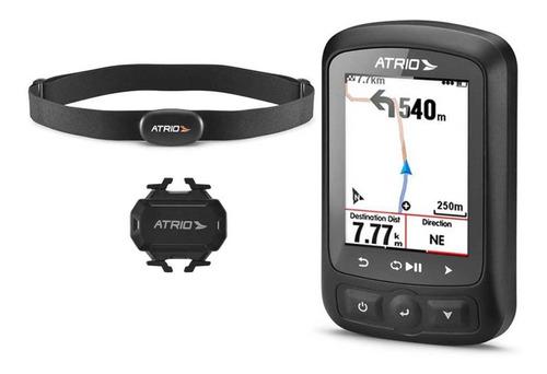 Atrio Titanium Gps Sem Fio Completo 1 Ano Garantia Bluetooth
