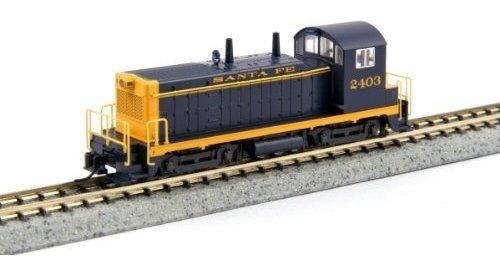 Kato Usa Modelo De Productos De Trenes Emd Nw2 No. 2403 Sant