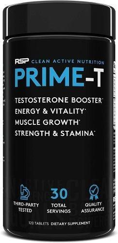 Refuerzo De La Testosterona Rsp Para Los Hombres Prime T Pru
