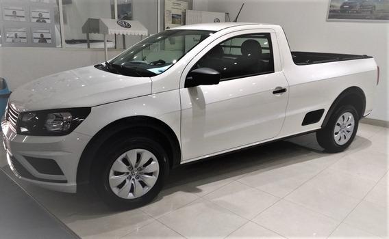 Volkswagen Saveiro 1.6 Cabina Simple Safety 2019 0km Vw A