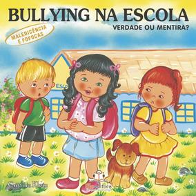 Coleção 10 Livros Bullying Na Escola Temas A Sua Escolha