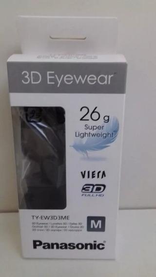 Óculos 3d Fullhd Panasonic