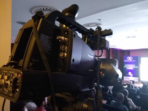 Filmadora Panasonic Ag Hmc 80